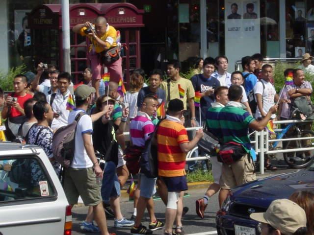 from Maxton tokyo lesbian gay parade