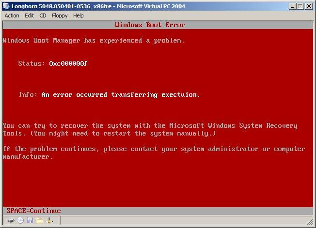 Blue Screen of Death Windows 95 The Blue Screen of Death