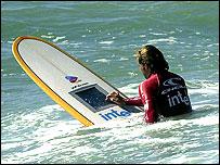 netsurfboard